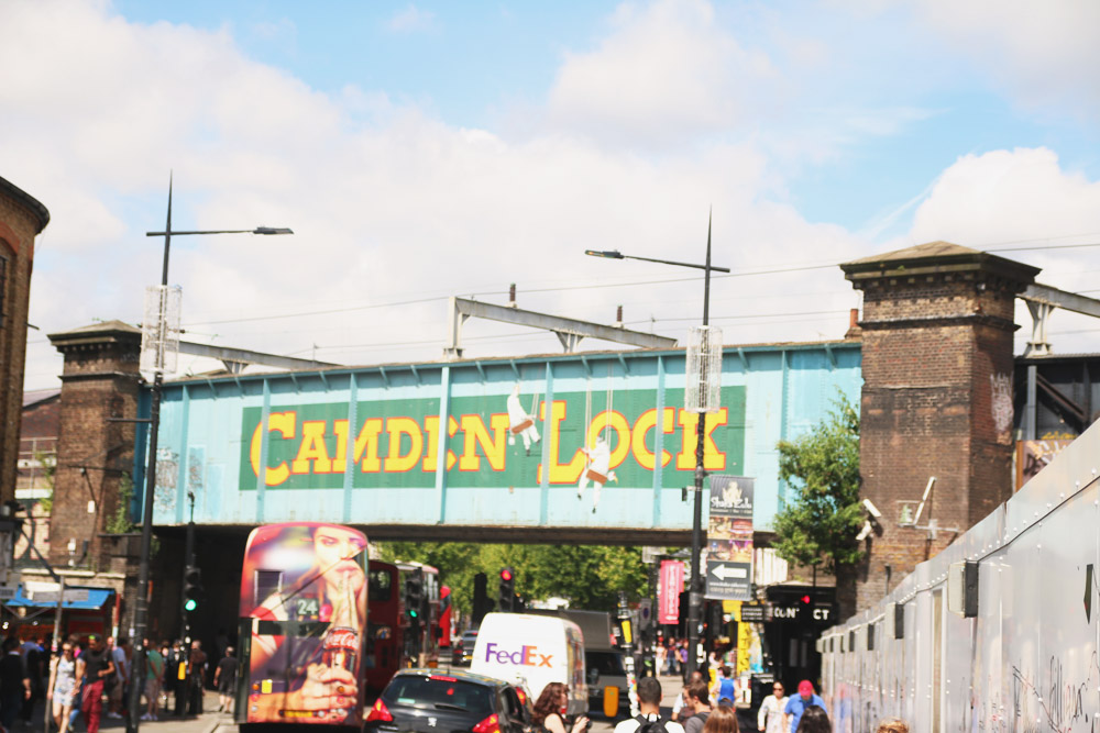 Global Kitchen, Camden Lock Street Food Market