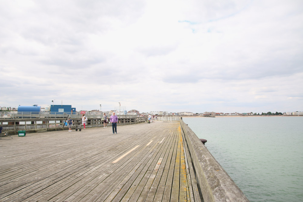 Walton-on-the-Naze Pier, Essex