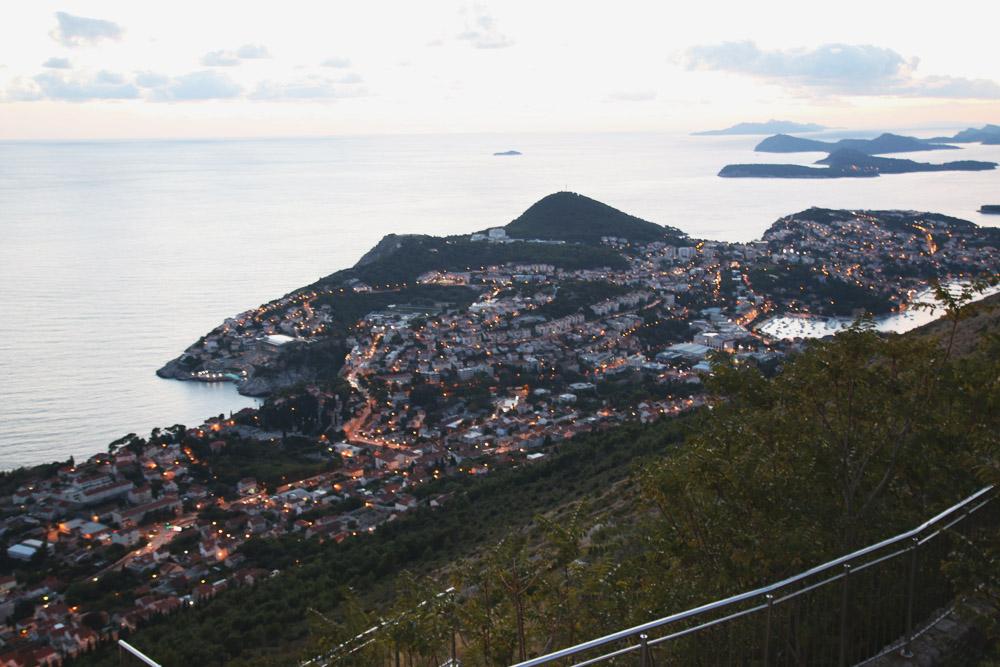 Mount Srd, Dubrovnik Cable Car