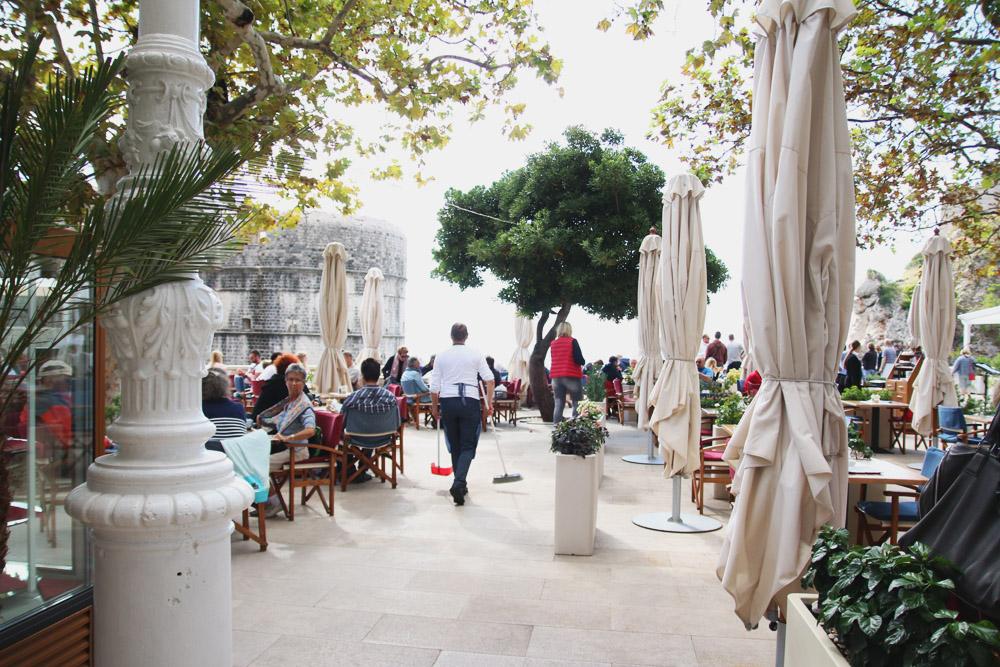 Dubrovnik Restaurant, Croatia