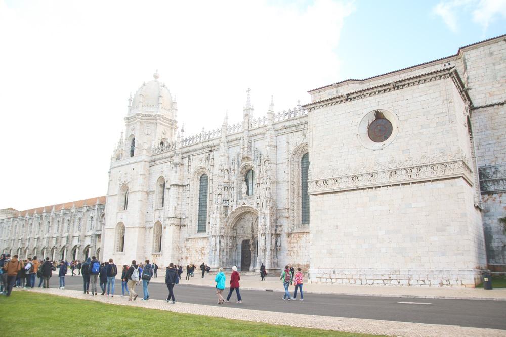 Jeronimos Monastery, Belem, Lisbon - Portugal