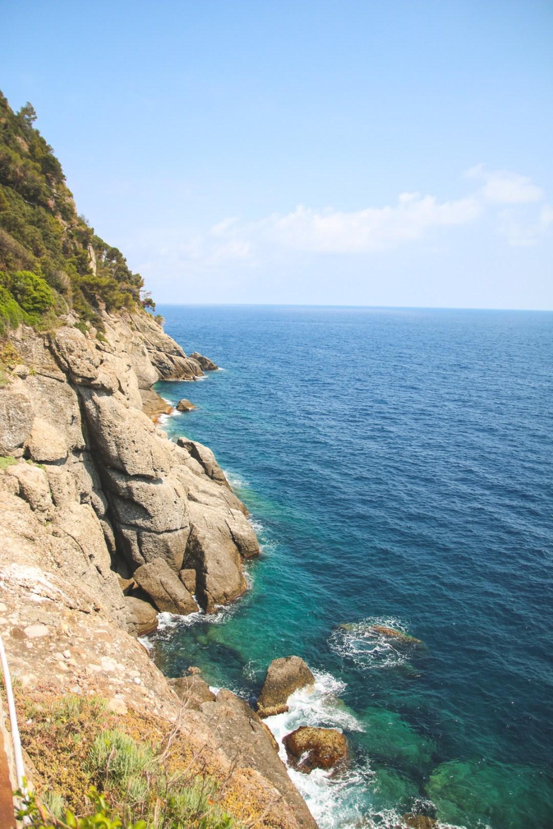 Views in Portofino, Liguria, Italy