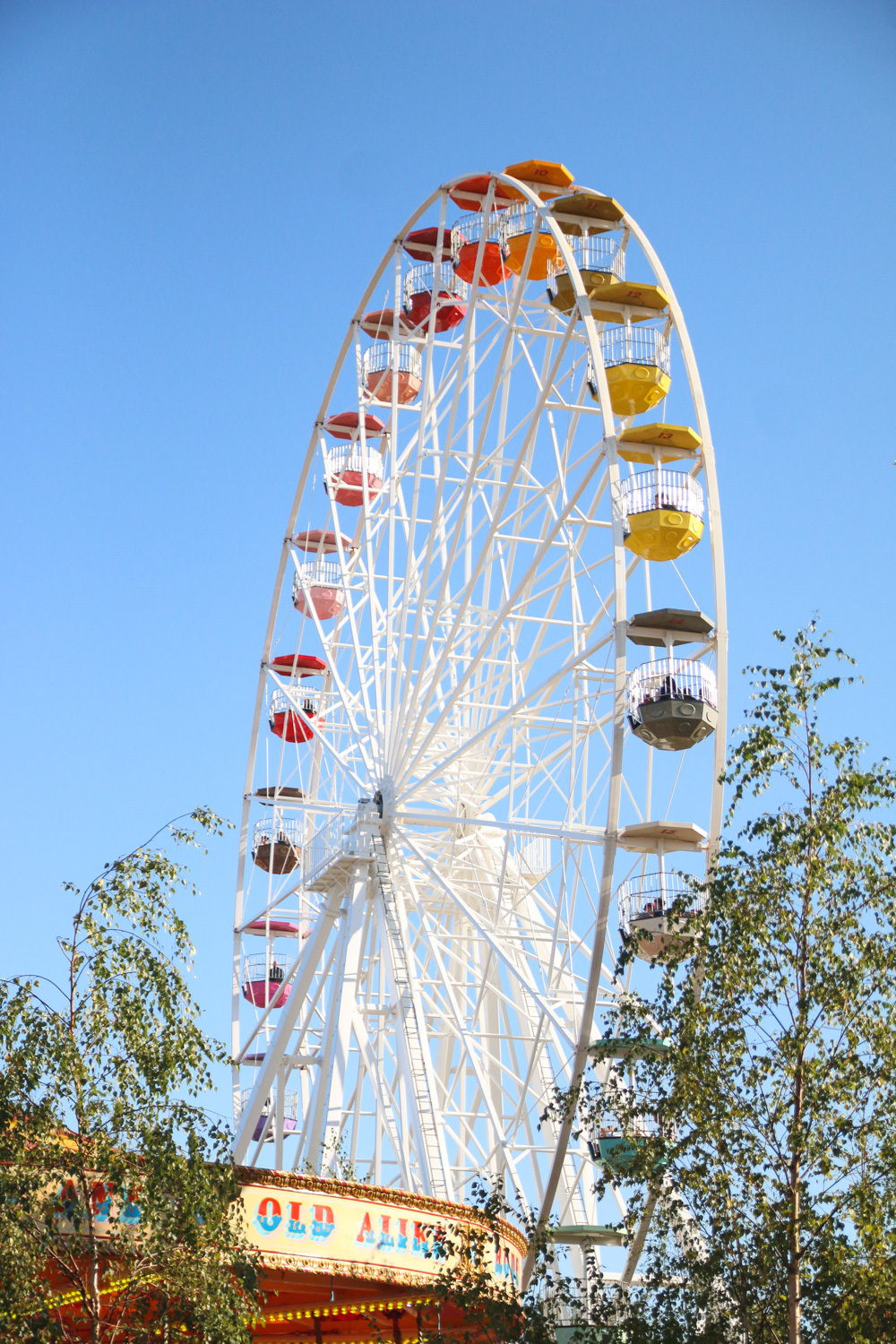 Big Wheel at Dreamland Margate