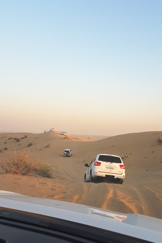4x4 Dune Bashing Trip, Dubai