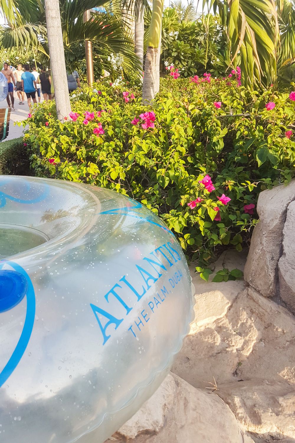 Aquaventure Waterpark, Atlantis the Palm, Dubai