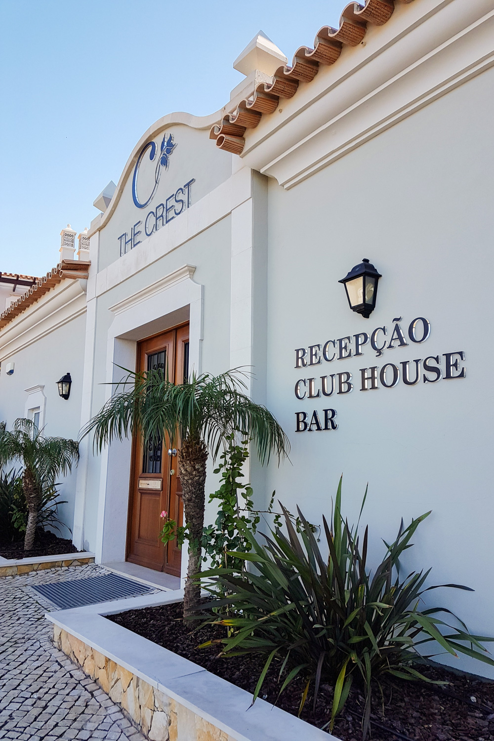 The Crest Villas Clubhouse, Almancil the Algarve