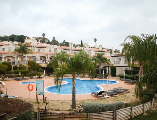 The Crest Swimming Pool, Almancil the Algarve