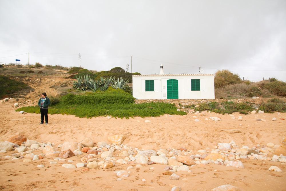 Sagres Beach, The Algarve, Portugal