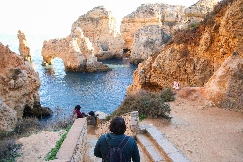 Ponta da Piedade Beach, Algarve