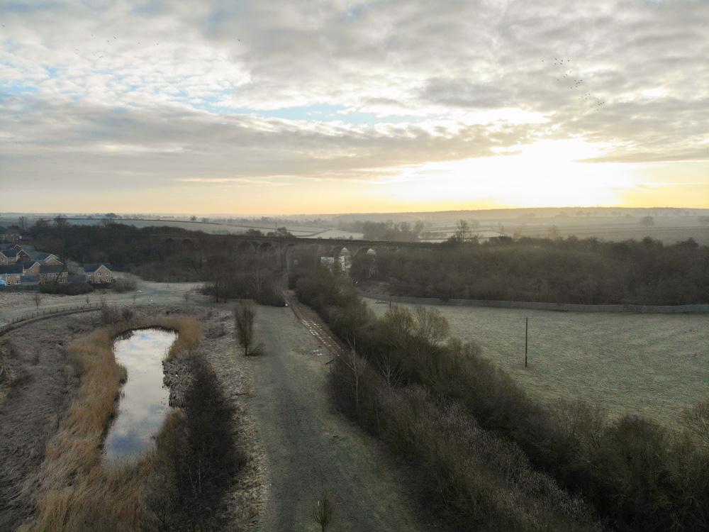 DJI Mavic Air - Northamptonsire Countryside
