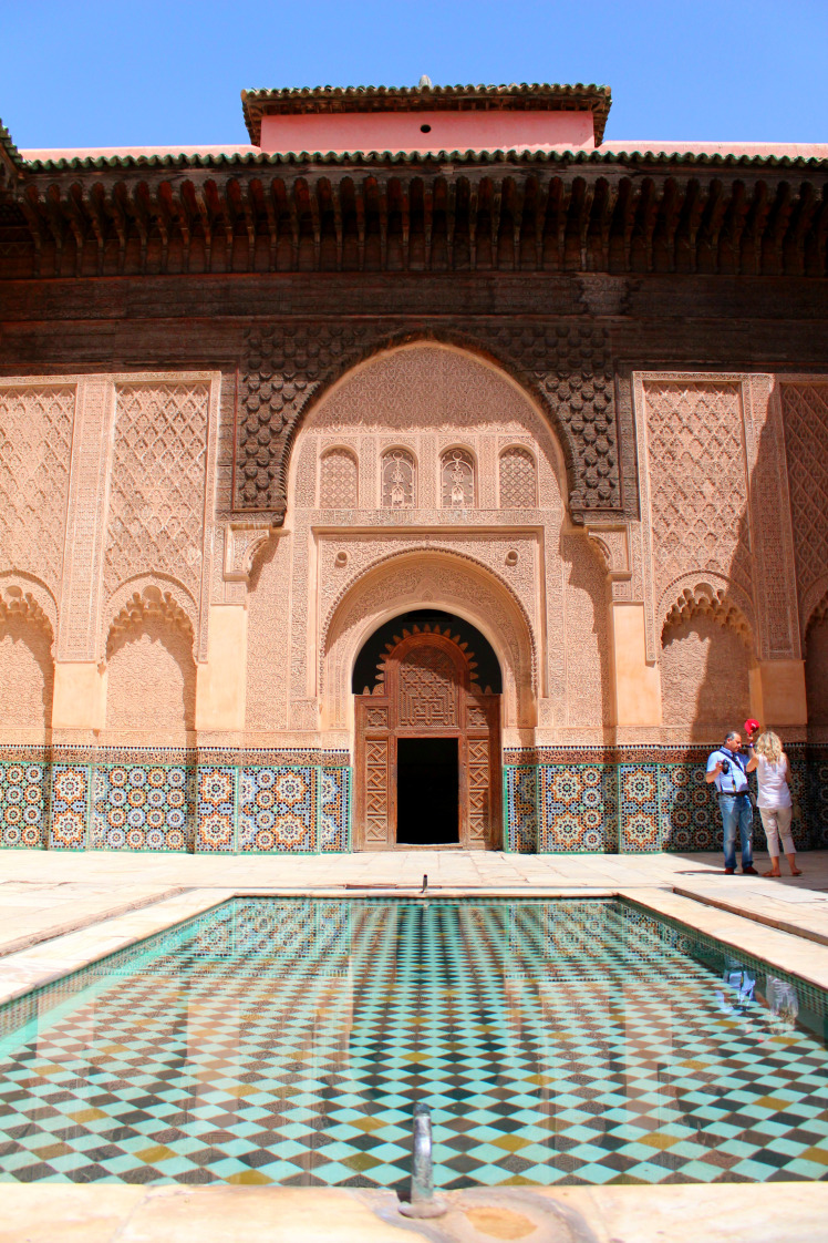 Ben Youssef Madrasa - Backpack to Beyond