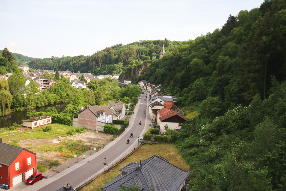 Vianden Cable Car, Luxembourg