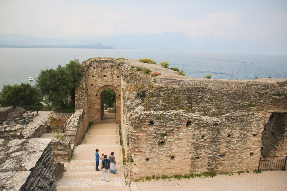 Grotte di Catullo in Sirmione, Lake Garda