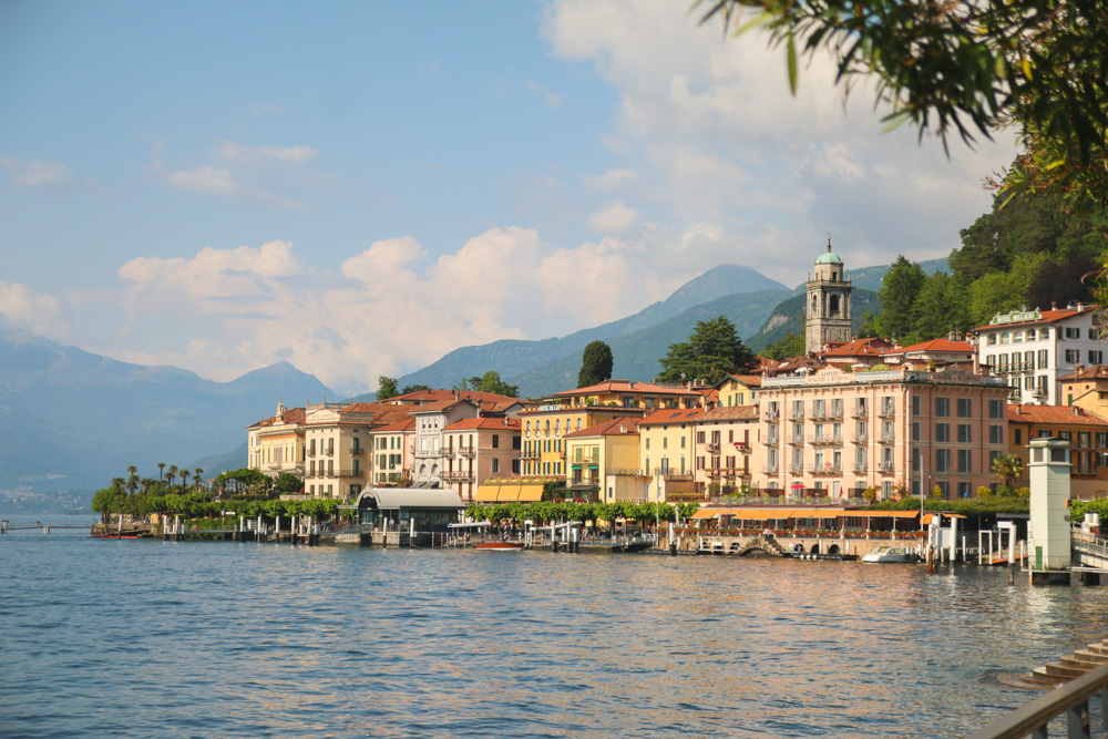 Bellagio at Lake Como Italy