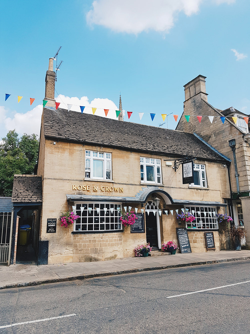 Oundle Pub