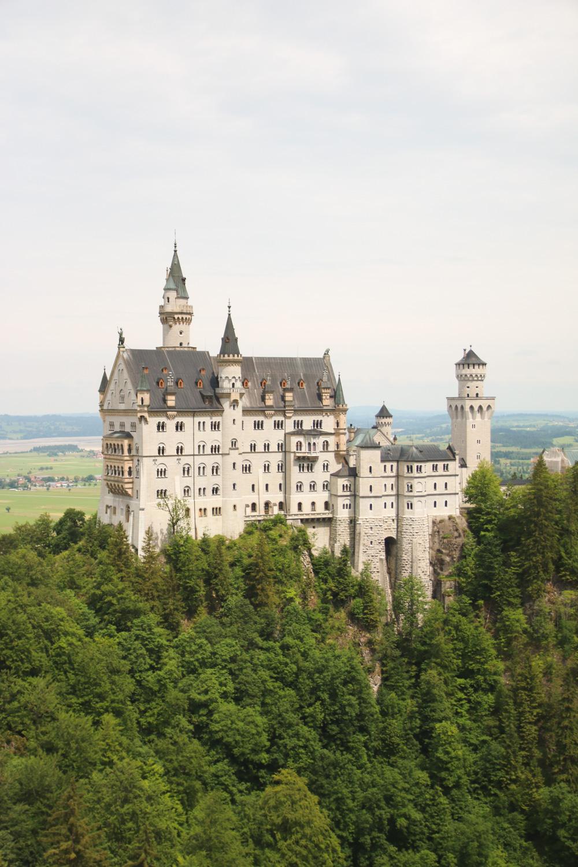 A Guide to Visiting the Fairytale Neuschwanstein Castle, Germany, Marienbrucke Bridge