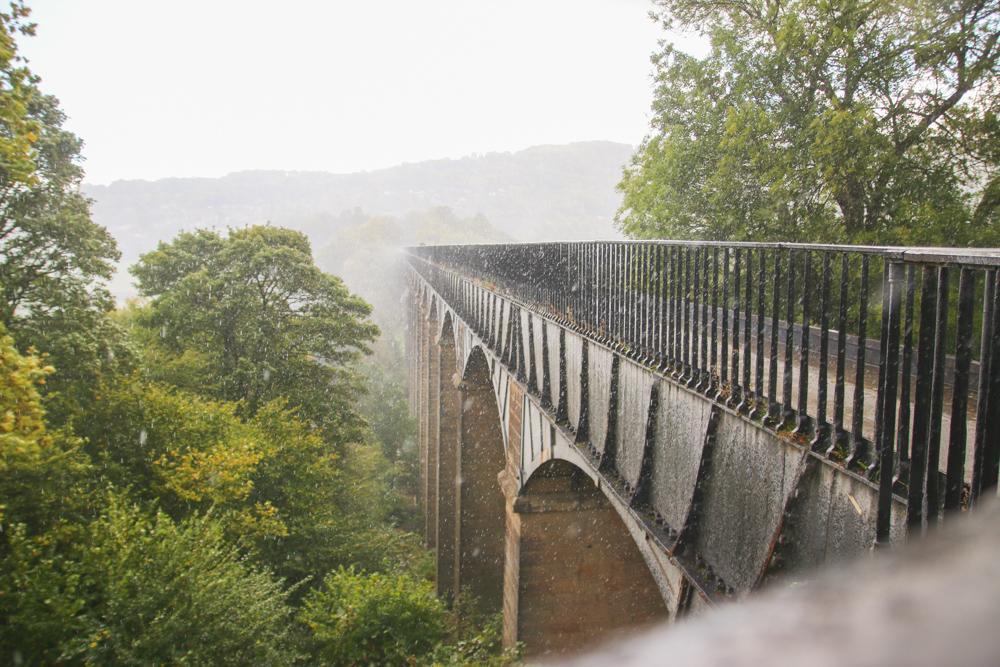 Pontcysyllte Aqueduct, North Wales