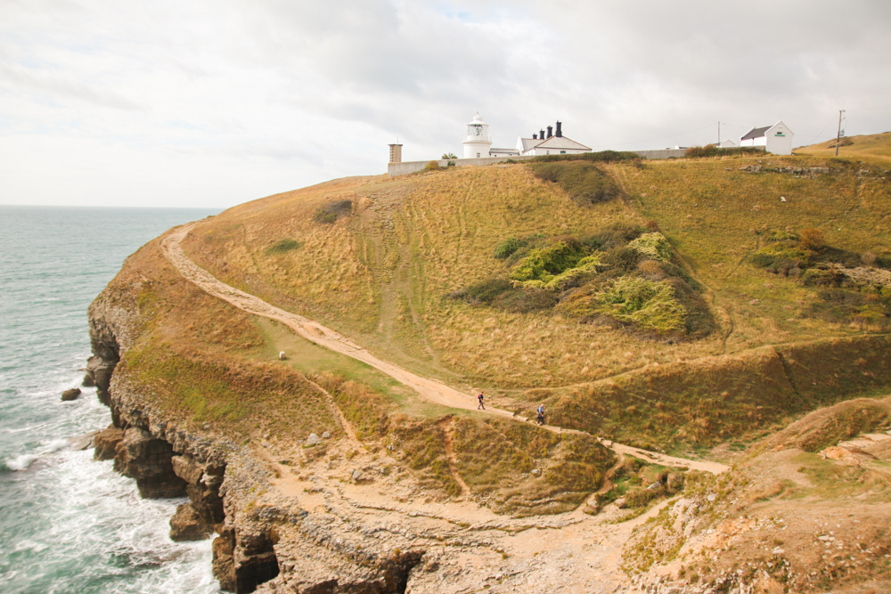 Anvil Point Lighthouse, Dorset