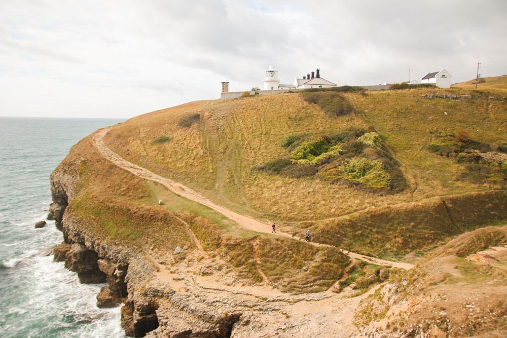 Anvil Point Lighthouse, Dorset