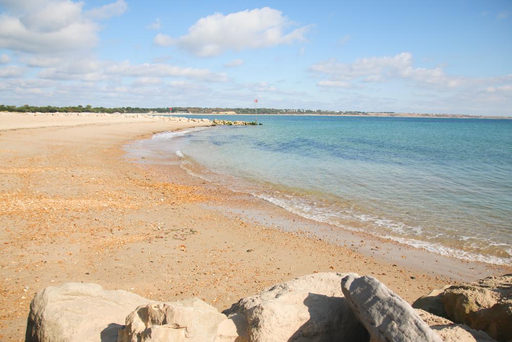 Mudeford Beach, Dorset