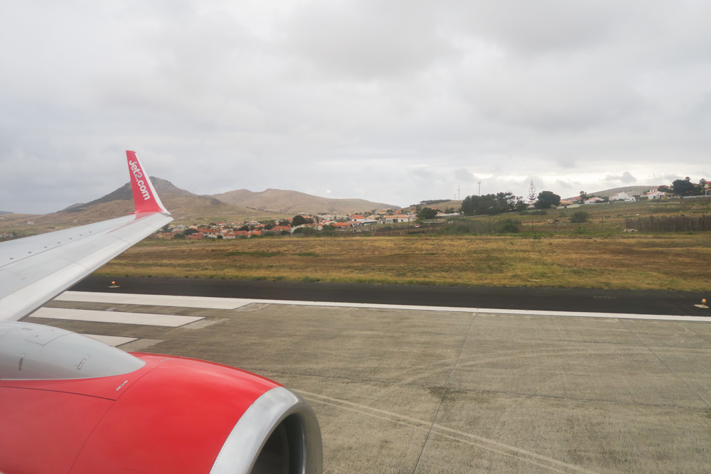 Porto Santo, Madeira - When Travel Goes Wrong