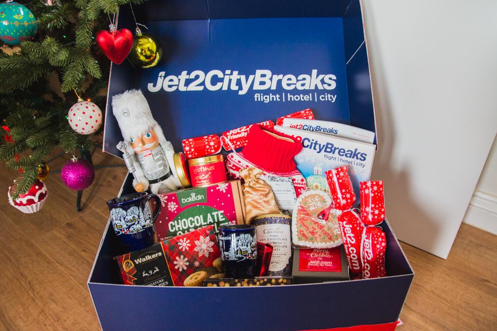 Jet2 Christmas Hamper