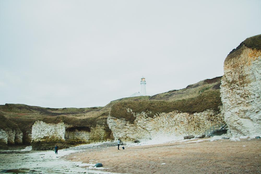 Flamborough Lighthouse, Yorkshire
