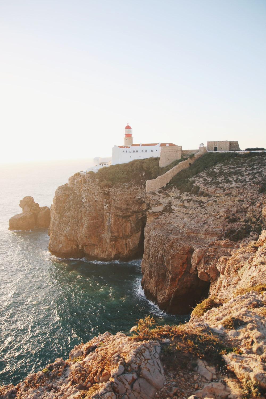 Cape St Vincent Lighthouse