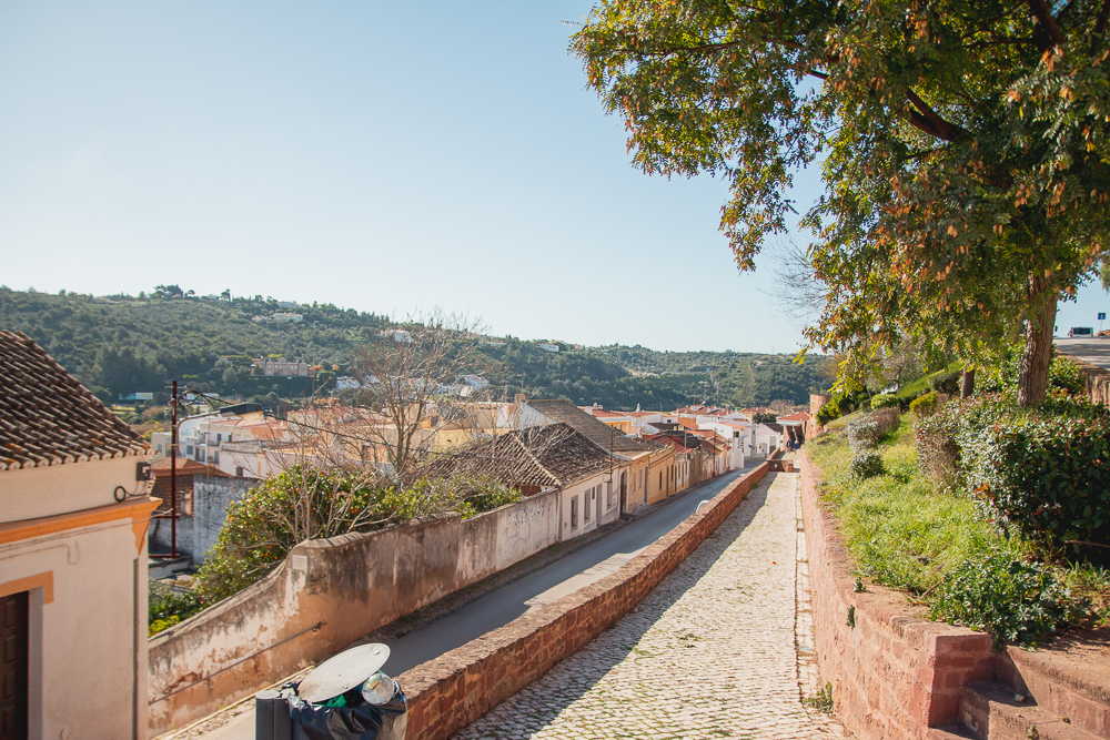 Colourful Streets of Silves