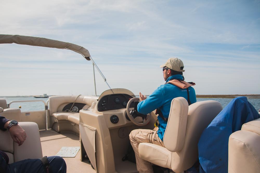 Take a Boat Trip to Ria Formosa Natural Park in the Algarve