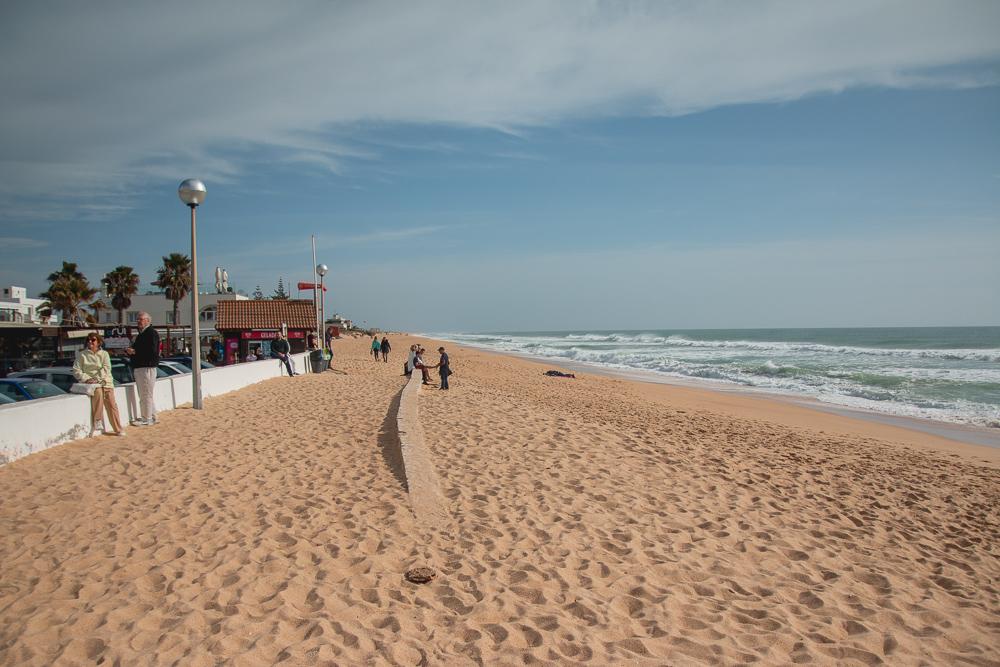 Praia de Faro, The Algarve