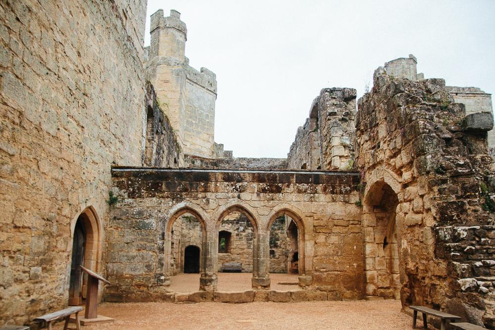National Trust Bodiam Castle