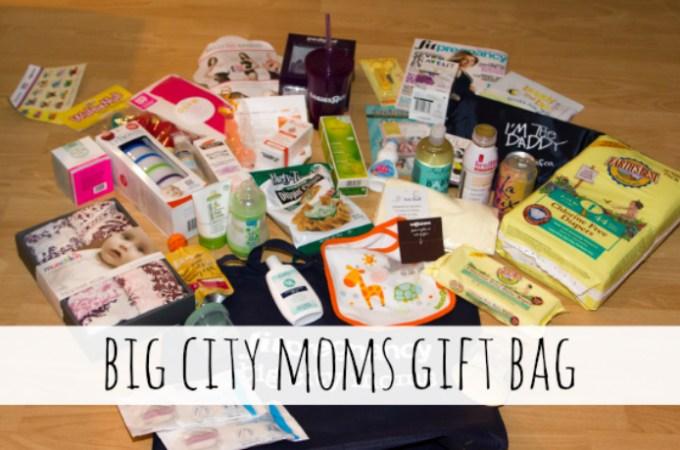 Big City Moms Gift Bag