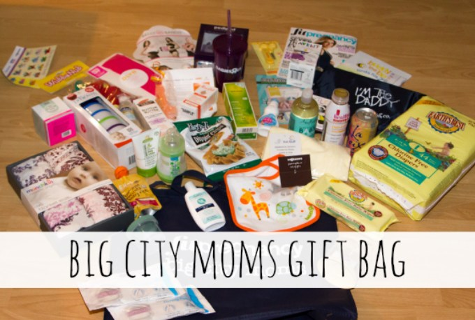 Big City Moms Gift Bag