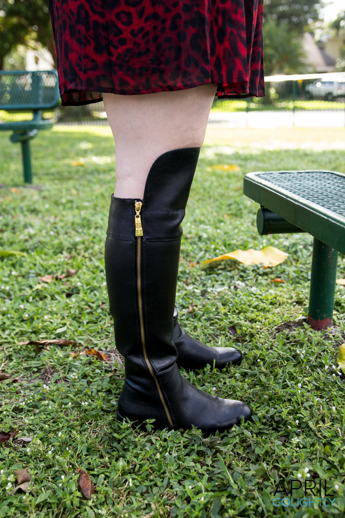Christian Siriano Over the Knee Boots-0738