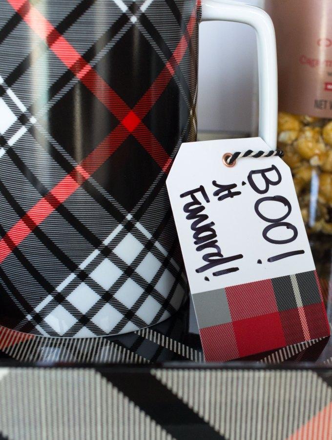You've Been Booed Gift Basket Tutorial & Pumpkin Caramel Latte Recipe