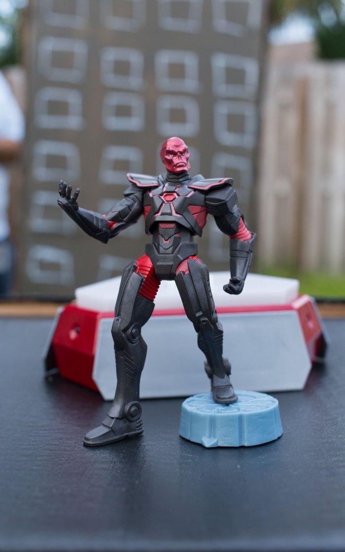 Red Skull Playmation