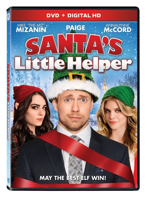 Santa's Little Helper DVD – Giveaway