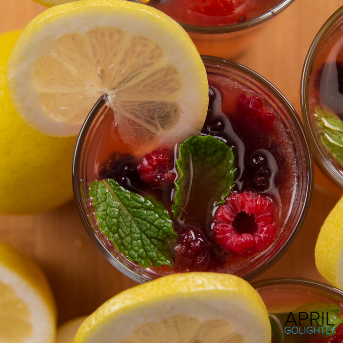 berry limocello