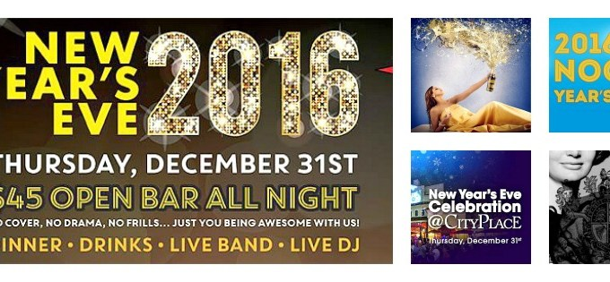 South Florida Events – Thursday, December 31st – Sunday, January 3rd