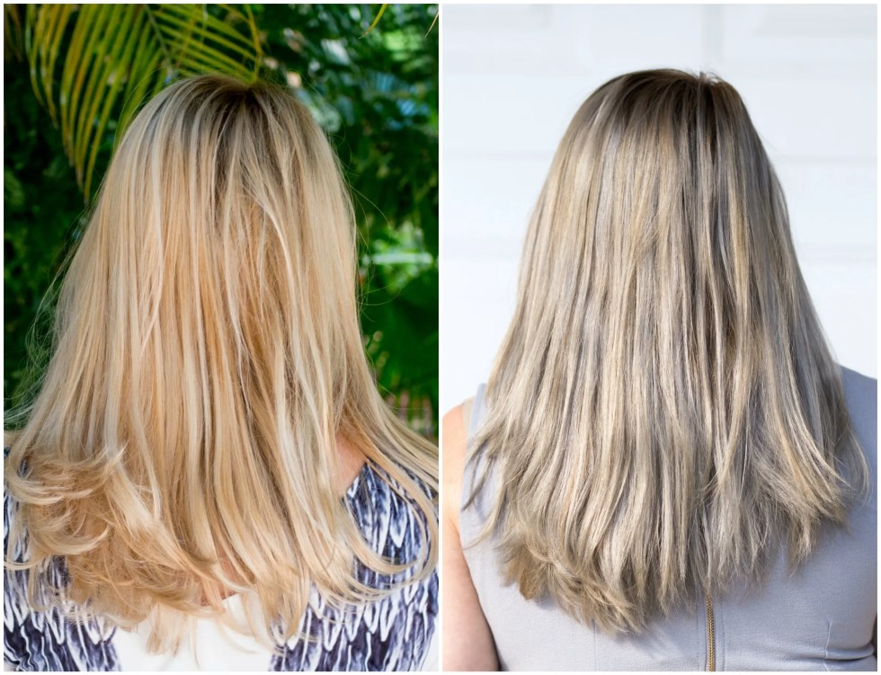 How To Get Rid Of Yellow In Blonde Hair Naturally