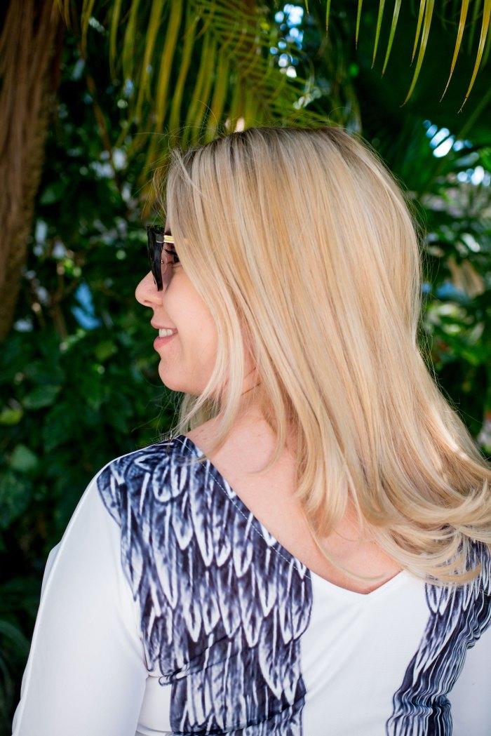 April Golightly Beauty Blogger