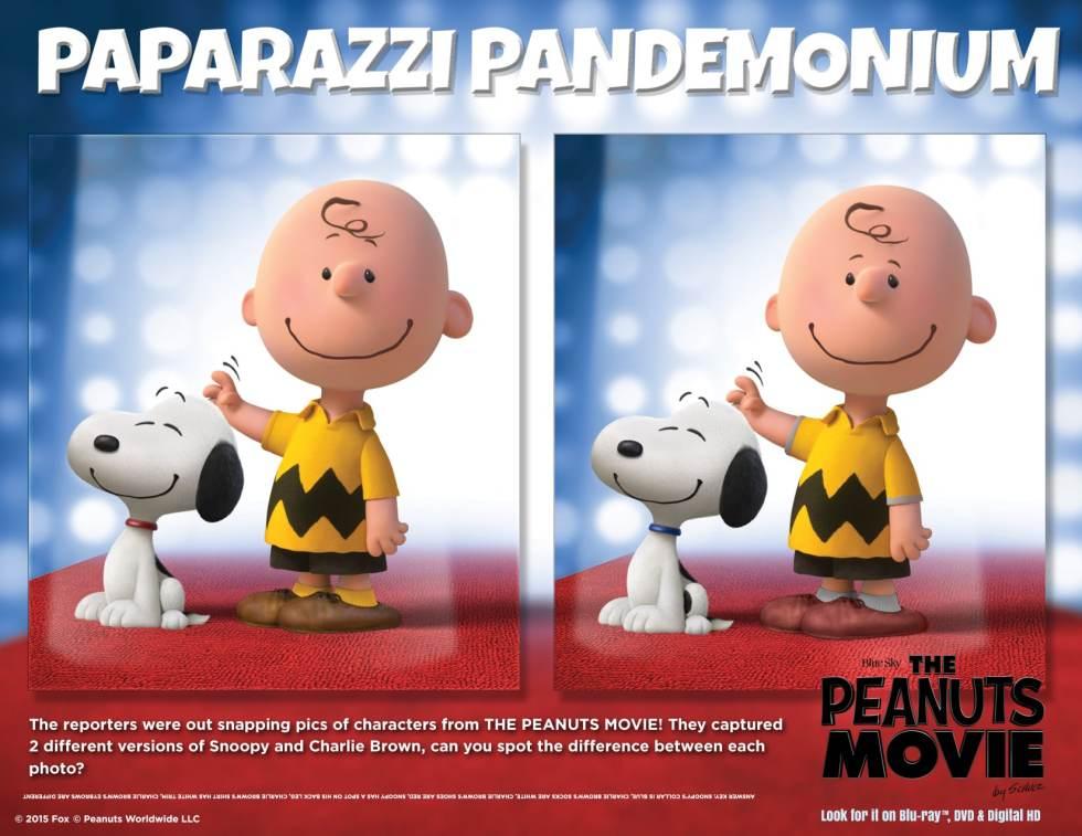 Peanuts Movie Party