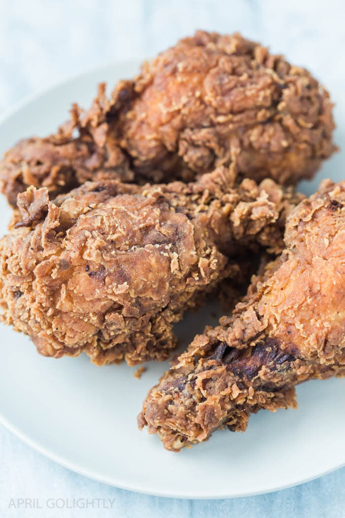 Deep Fried Chicken recipe that you can make at home