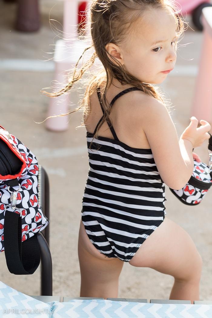 Disney Baby Minnie Mouse Diaper Bag-6620