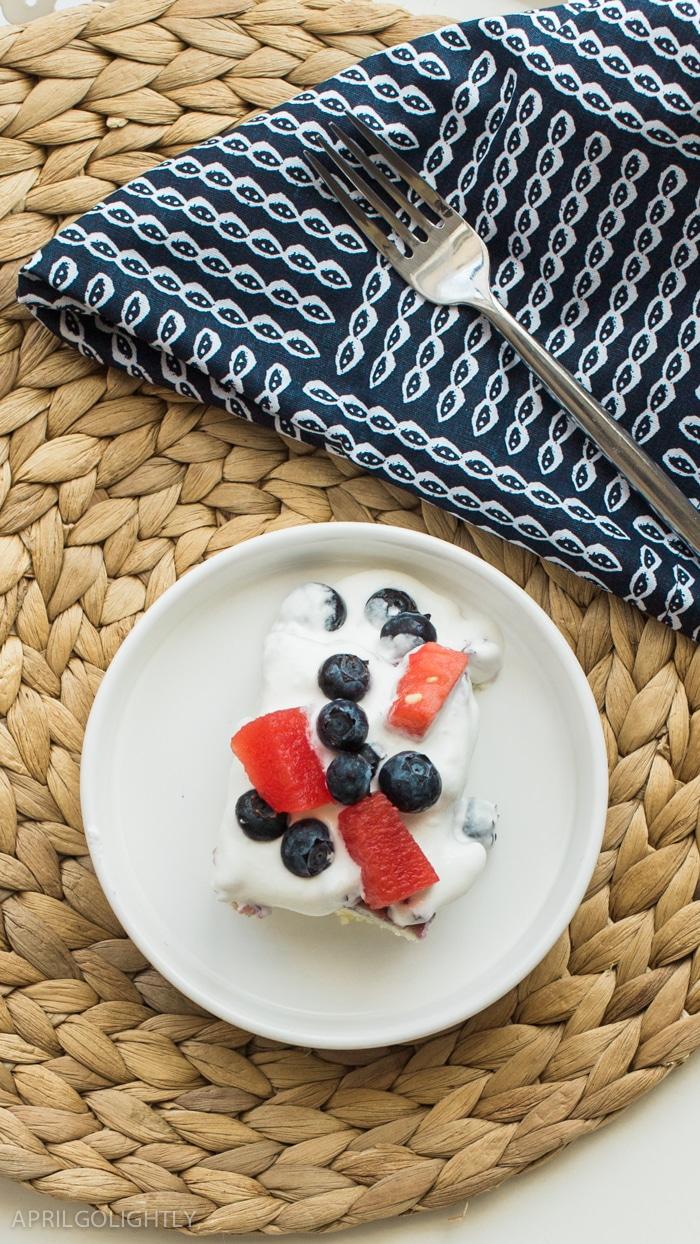 Bluberry Watermelon Poke Cake-3