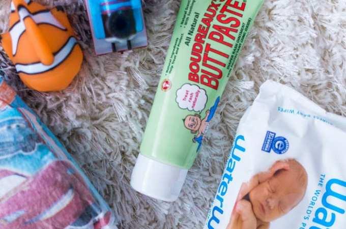 Diaper Clutch Essentials