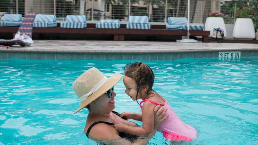 Toddler Pool Day (2 of 4)