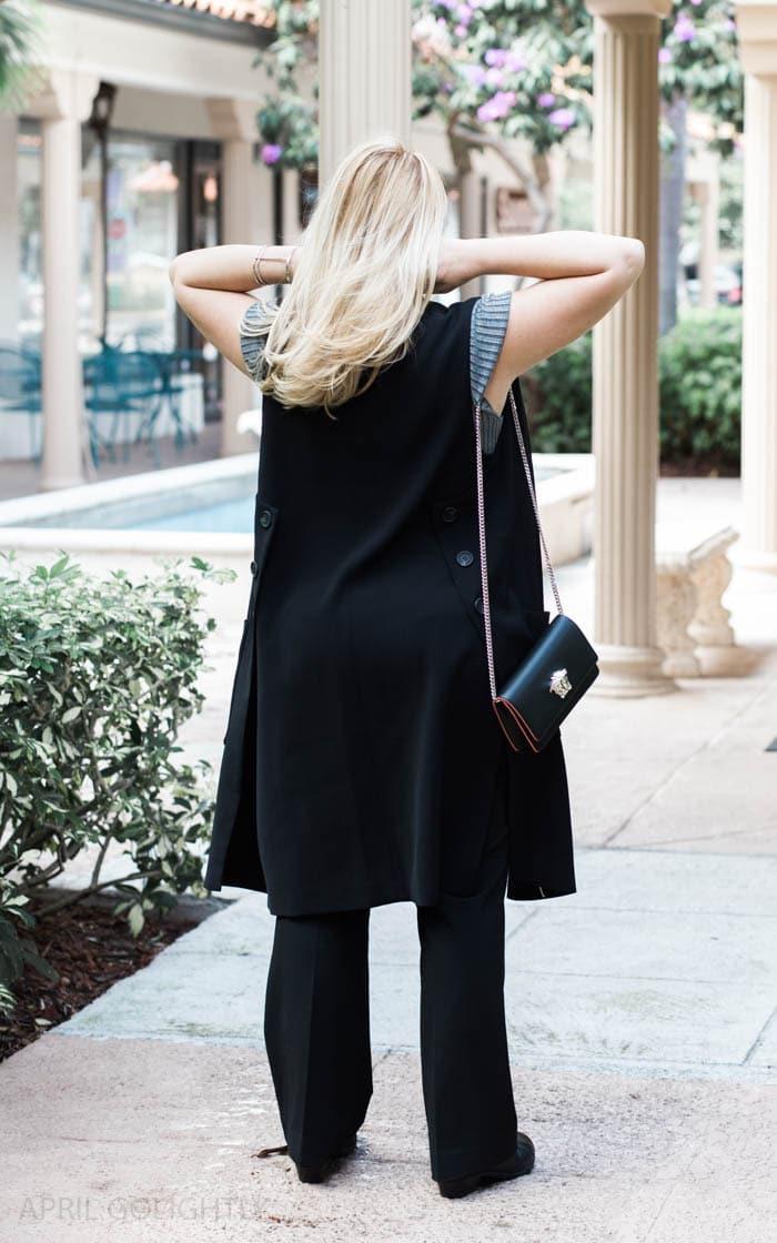 Balayage hair blonde medium length hair