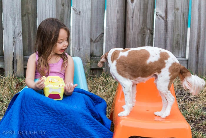 The Secret Life Of Pets Watch Party April Golightly